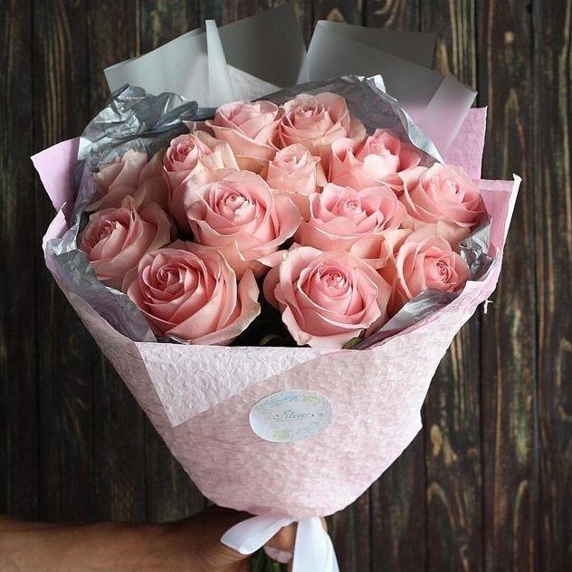 Цветочный букет Ля Руж