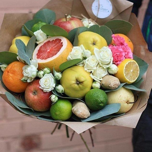 Фруктовый букет Грейпфрутовый гигант