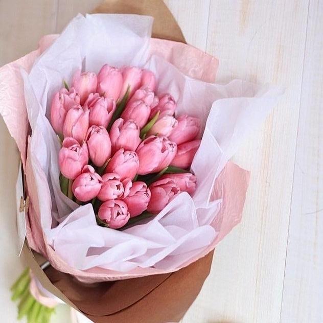 Цветочный букет Просто Весна
