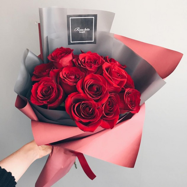 Стильные Розы