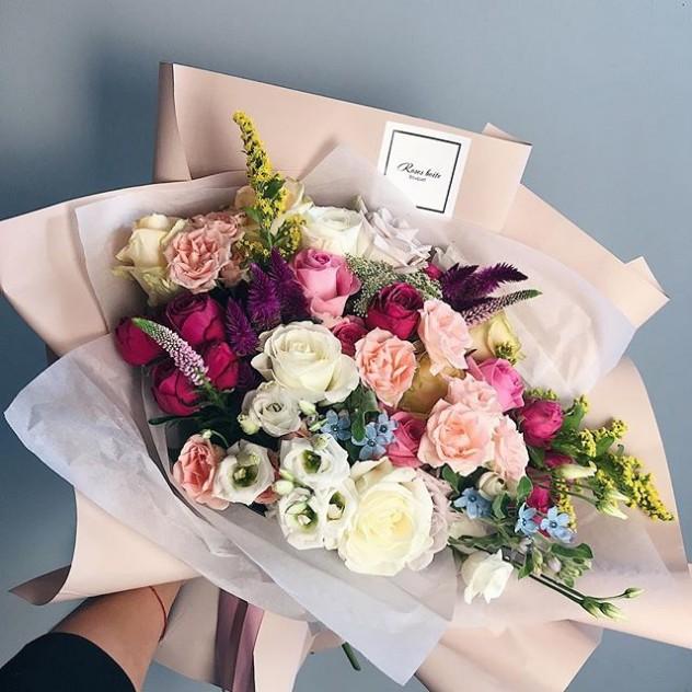 Цветы оптом, цветов в питер с доставка на дом