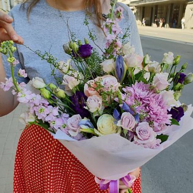 Доставка цветов в спб новые бурасы