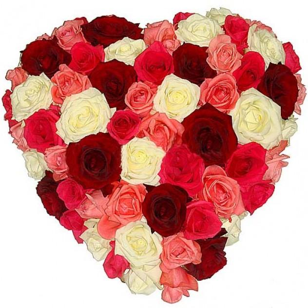 Цветы доставка к дню святого валентина