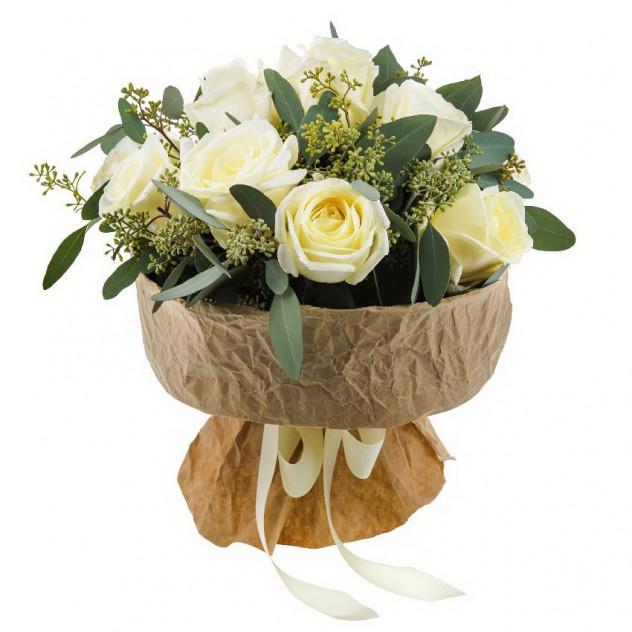 """Букет из 11 роз """"Катарина"""""""