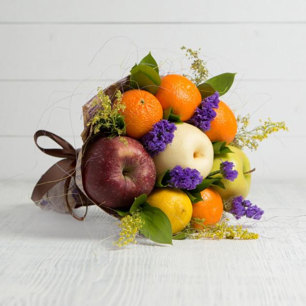 """Букет из фруктов """"Нежный"""""""