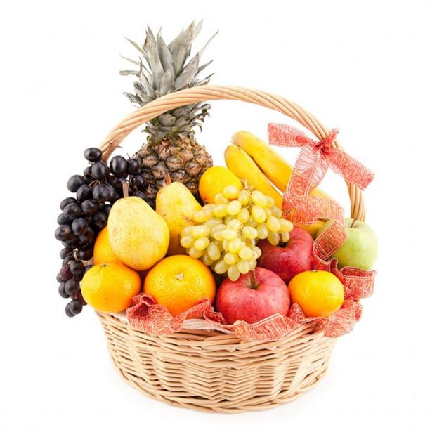 "Корзина с фруктами ""Ярмарка"""