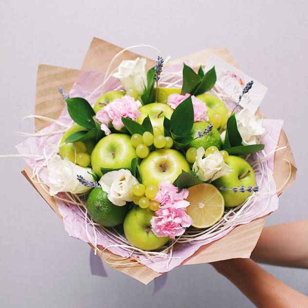 Яблочный Букет №262
